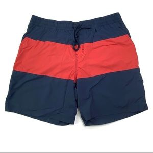Columbia Blue Swimming Trunks size XL